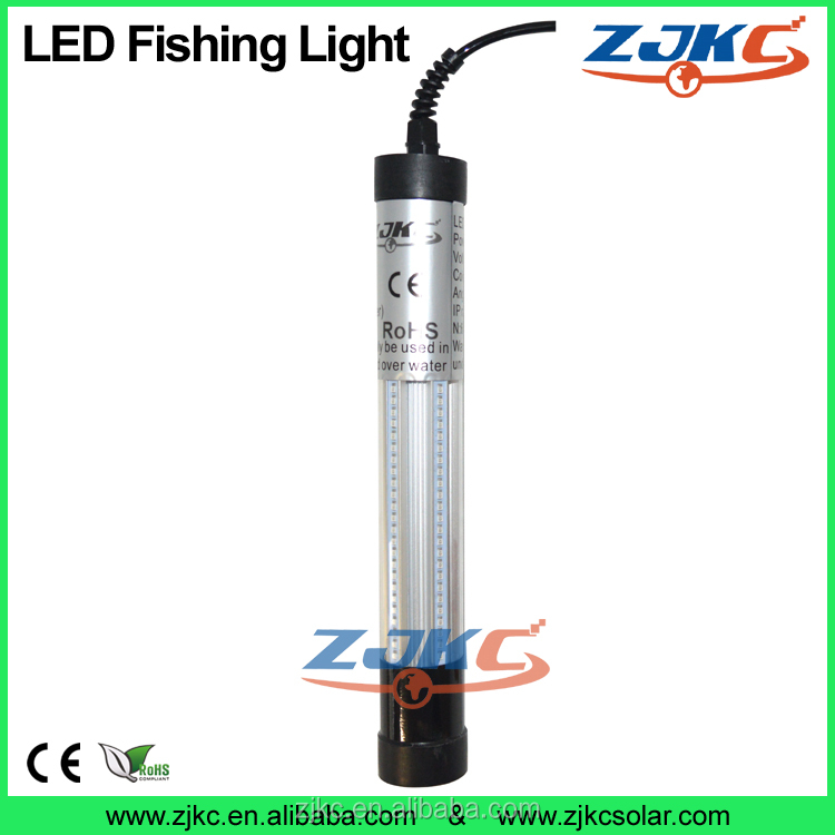 ZJKC factory 15W deep sea fishing light led solar energy