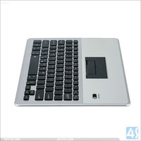 For All iOS, iPad,Android Mac& Windows Devices Ultra Slim Light game Wireless Bluetooth Keyboard