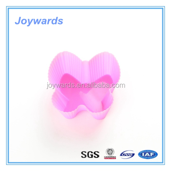 New design diy silicone cake baking cups of kitchen tools to cooking