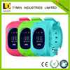 2016 Best selling gps tracker bracelet Real-time monitoring smart watch GPS tracker for kids