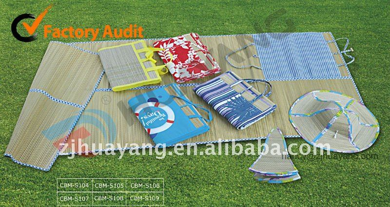 Supplier of woven straw floor mats