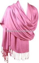 PASHMINA WRAPS / SHAWLS IN SOFT RAYON VISCOSE