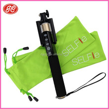 Alibaba.com promotional 9*26cm Selfie Monopod pouch&with different printing