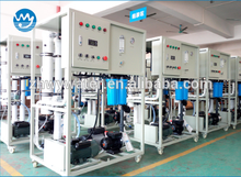 ISO CE Water Filter 100L/H Desalination System Boat RO Machine
