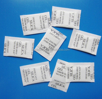 Free Samples Color Box Anti-moisture Silica Gel Absrbent Sachet