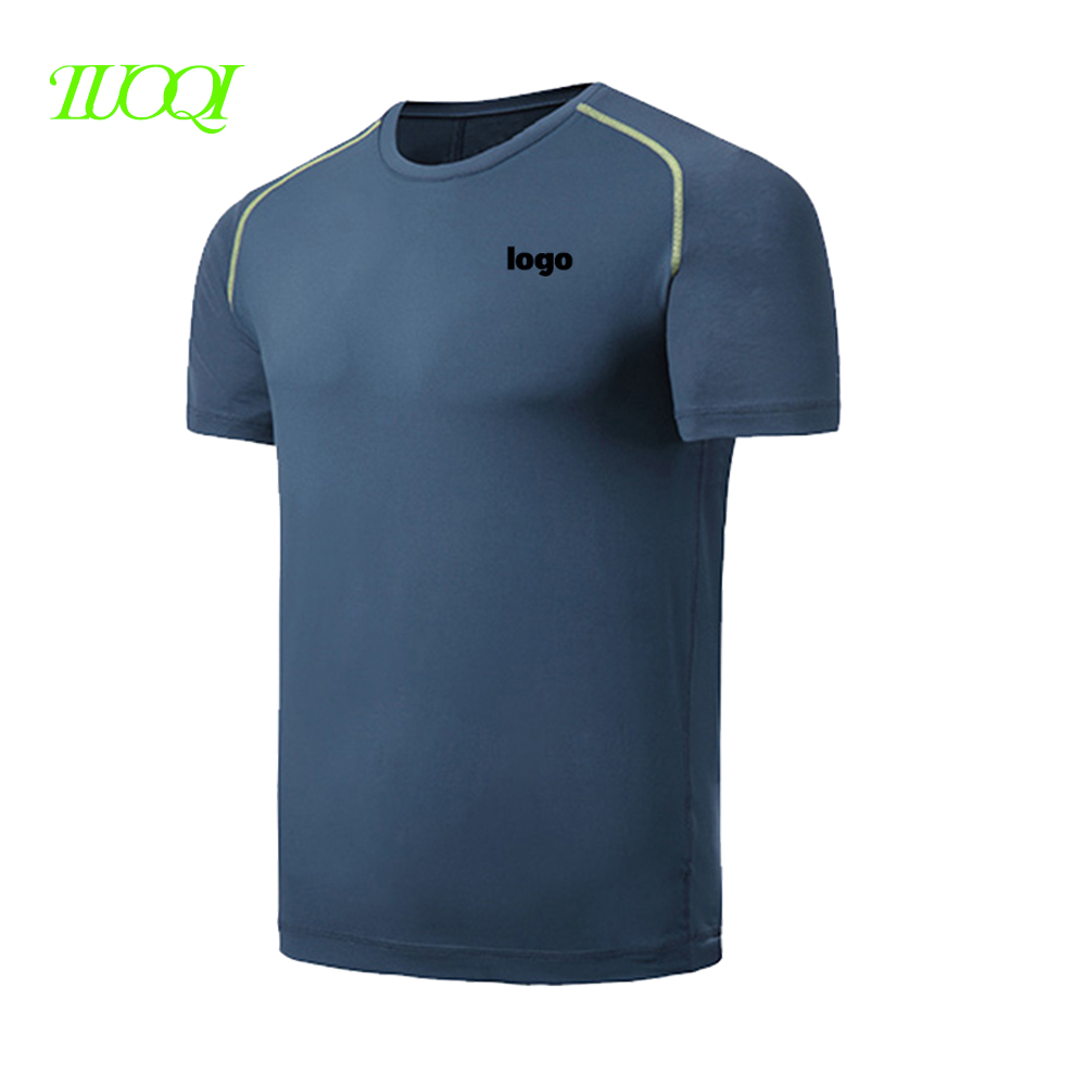 China Manufacturer Quick Dry Gym Wear Breathable Plain Custom Logo Sportwear