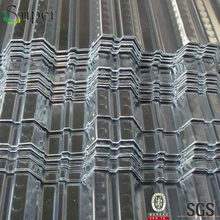 Metallic building materials composite floor decking sheets,composite steel bridge decking floor steel decking prices