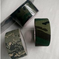 uv resistant military klebebander adhesive camo tape factory