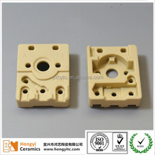 industry electrical accessories of thermostat steatite ceramic base insulator