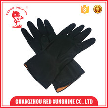 Light Duty Chemical Resistant Industry Latex Rubber Gloves