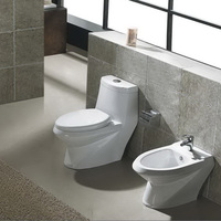 cheap basin and toilet sanitary wares foshan in toilet