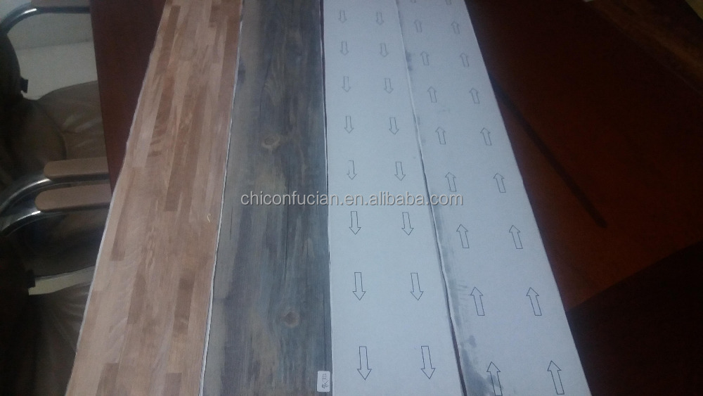 hotel office commercial usage self adhesive vinyl flooring planks