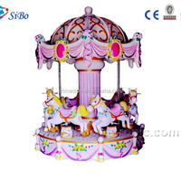 GMKP Entertainment And Sports Playground Carousel