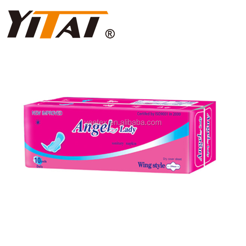 Ultra Soft Lady Sanitary Napkins with Cheap Price