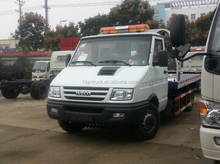 Iveco flatbed tow truck with good price