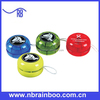 Hot selling Promotional retractable Plastic YOYO ball with logo printing ABGS105