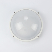 New design aluminum round 6w 8w 12w ultra bright led solar garden light