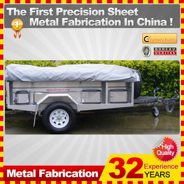 2014 professional offroad camper trailer with kitchen and tent