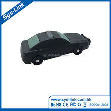 New product fashionable PVC car low cost mini usb flash drives