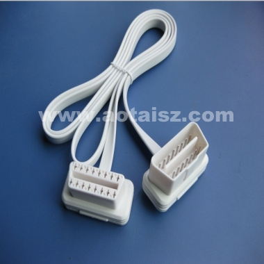 Auto Diagnostic Scanner OBD flat cable