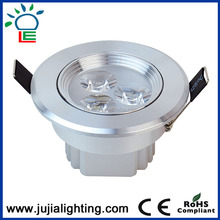2015 high quality 1 watt recessed led mini downlight