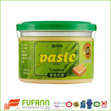 Taiwan Factory Coconut Milk, Coconut Butter, Cream, Spread 250g