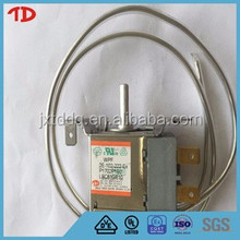washing machine capillary temperature controller