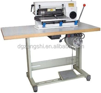 leather belts double side grinding machine