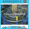 FOUR--SHUTTLE CIRCULAR LOOM FOR MESH BAG OF PP WOVEN BAG PRODUCTION LINE