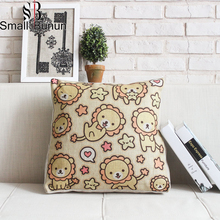 Fancy Printing Waterproof Sofa Triangle Pillow Cushion Covers