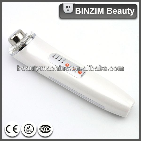 Luxury hot sell improve blood circulation skincare ionic beauty device