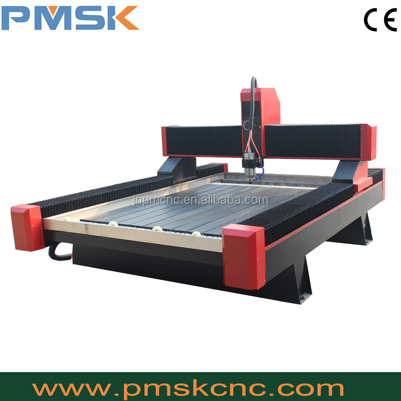 PM-1224S Trade assurance Stone Engraving Machine for Granite,Marble golden supplier stone cnc machine