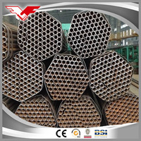 BS 1387-1985 EN 10219 ERW WELDED mild steel tube /pipe