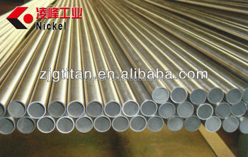 Factory Precision Machinin Nickel Tubes & Pipes Nickel 200(UNS02200),Nickel 201(UNS02201)