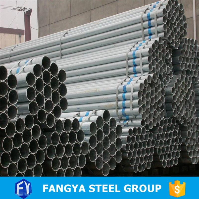FACO Steel Group ! astm gi pipe light/medium/heavy bs1387 class c galvanized pipe