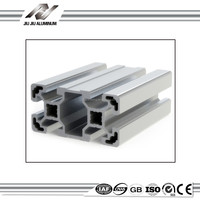 standard aluminum extrusion profiles 4080 suppliers from China