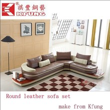 comfortable and fashional leather chesterfield sofa