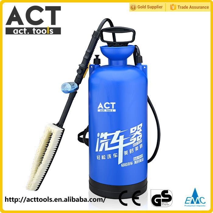 manual battery pressure washer with safety use