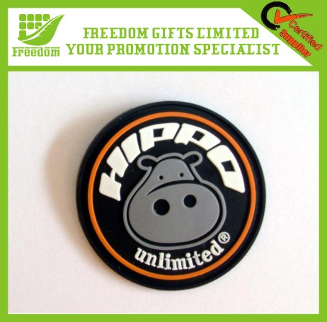 Logo Customized Bestselling PVC Patch