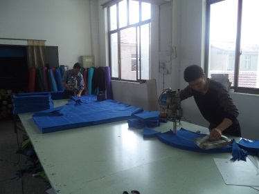 Clothing cutting