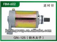 starter motor GN125 ATV Motorcycle parts