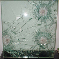 bullet proof window film plastic thick safety glass film