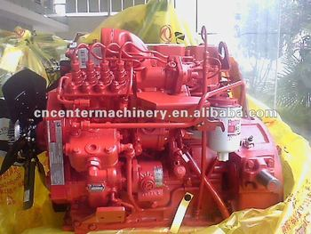 Cummins Diesel Engine EQB125-33B