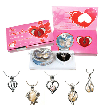 best Valentine's day gift-love pearl gift set
