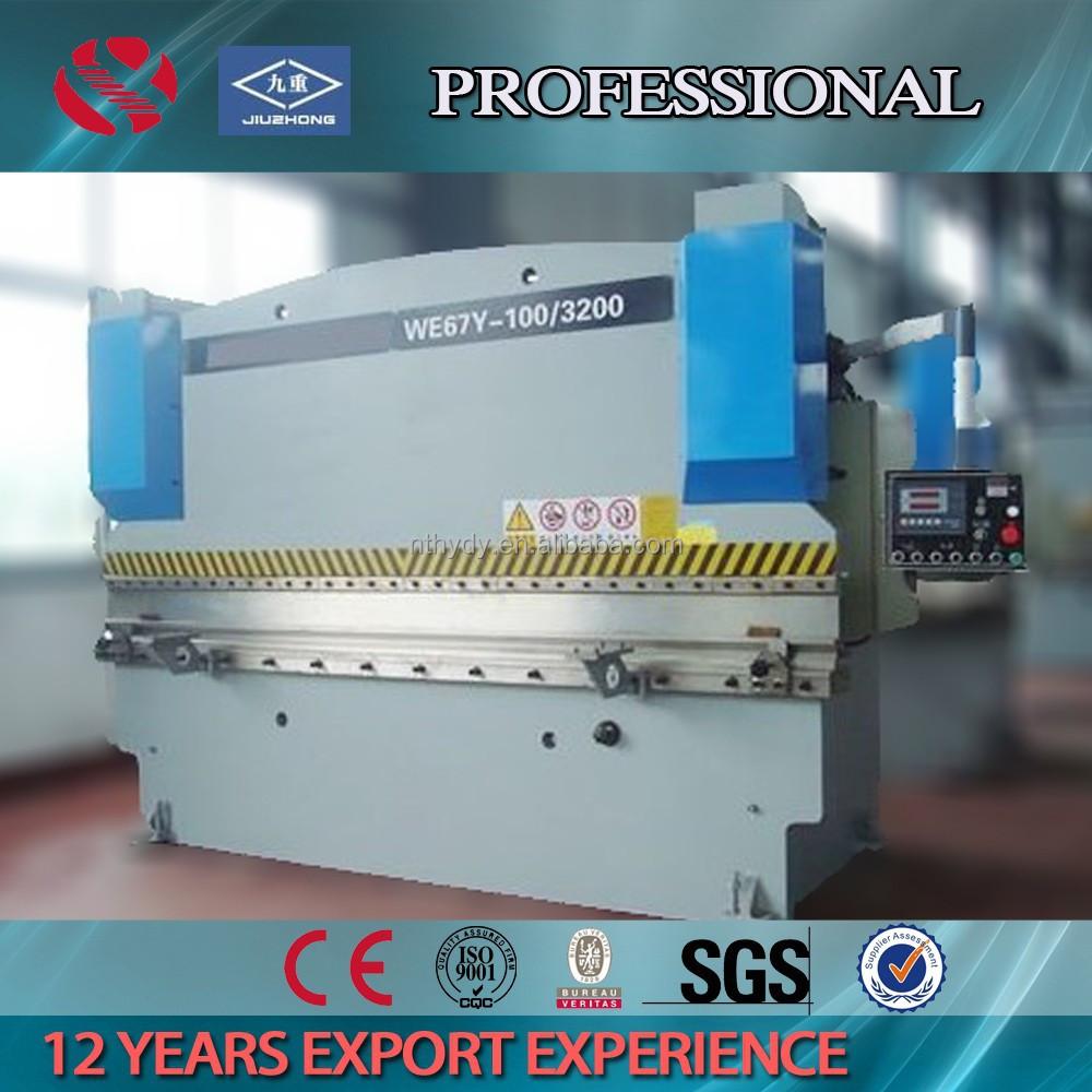 Sheet Bending Machine : Metal sheet bending machine buy