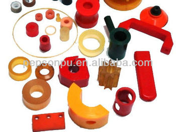 Custom Moulded Polyurethane Product