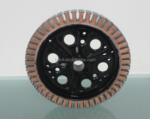 stator and rotor OD 206.8 Slot 51 for electric car Kaisheng Machinery silicon steel sheet iron core