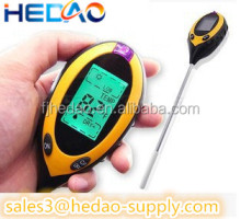 4 in 1 Wireless Soil PH Moisture Meter and Thermometer