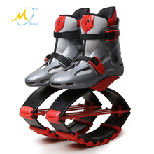 Professional Durable Cool Fitness Exercise Jump Sport Bounce Shoes for Adults Kids