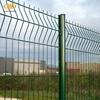 PVC Coated Curved Wire Mesh Fence/ Galvanized Wire Mesh Fence(Golden Supplier )